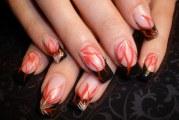 Дизайн нарощених нігтів (малюнки)