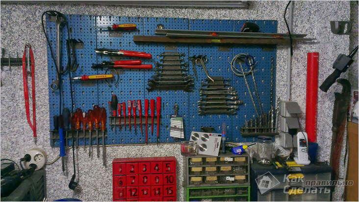 Полезный инструмент для гаража своими руками