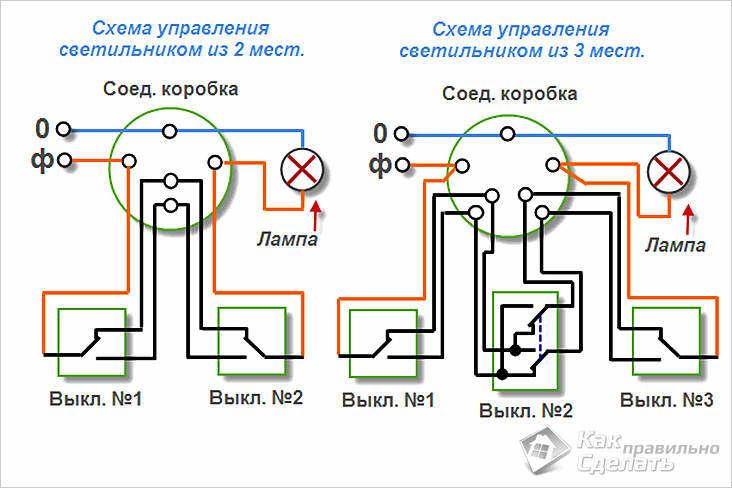 схема - Схема подключения