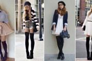 З чим носити гольфи, поради як підібрати одяг і взуття, які кольори в моді, фото і відео