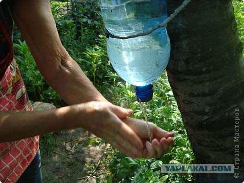Сделать водяной насос из пластиковой бутылки своими руками 51
