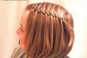 Зачіски для дівчаток: випускний в дитячому саду і 4 класі. Зачіски і стрижки