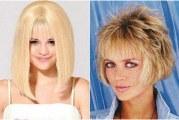 Асиметричні стрижки на середні волосся з фото 2015: варіанти і правила догляду, відео