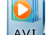 Формат AVI: прості перетворення