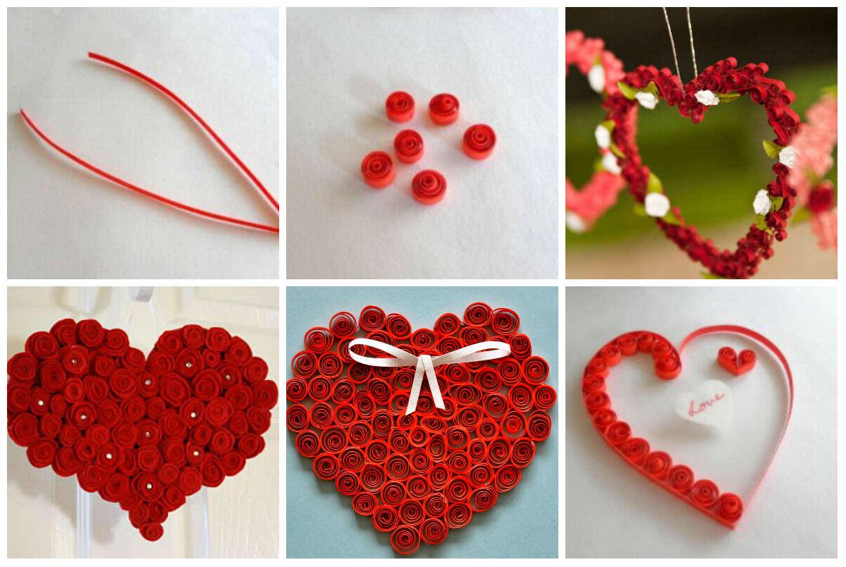 Как сделать сердце из мастер класс 405