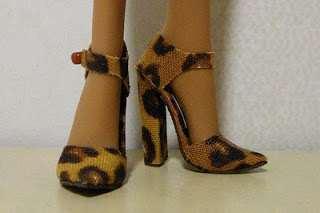 МК: Стильные леопардовые туфли 9 фотографий ВКонтакте