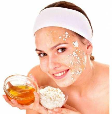 Какой мед для маски лица