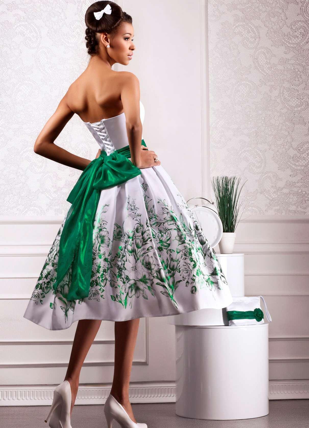Девушки в прозрачных платьях и юбках