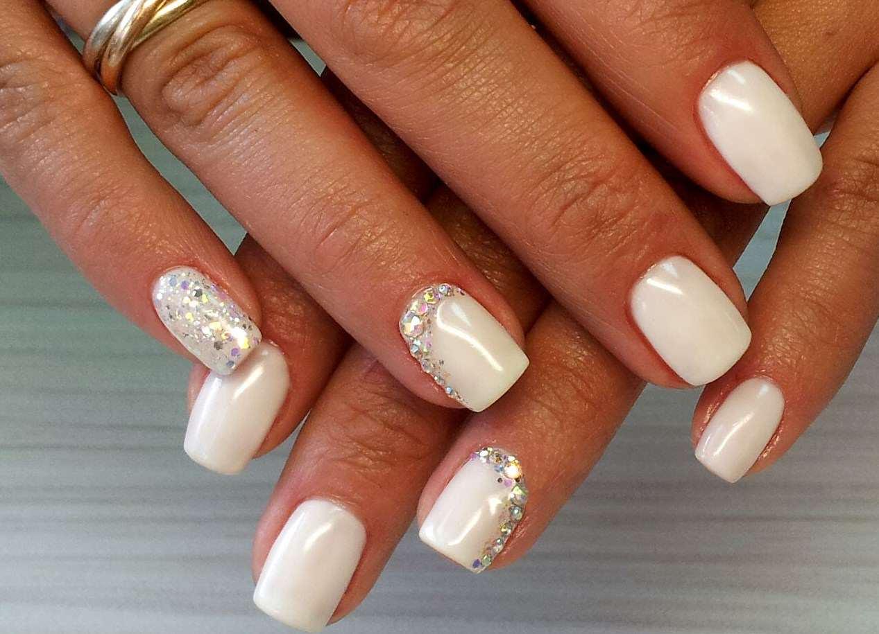 Маникюр шеллак: фото лучших дизайнов ногтей шилаком