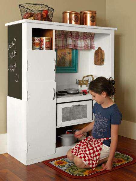 Як зробити кухню своими руками