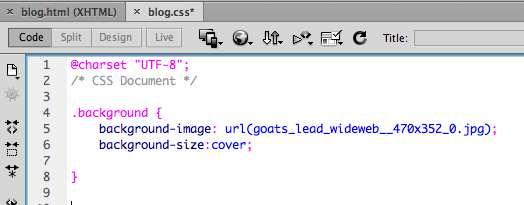 Как фоном в html сделать картинку фоном на весь экран