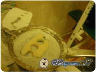Как сделать форму из глины для кастета из
