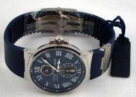 Годинник Ulysse Nardin Marine  копія і оригінал c06e9ad0c96d8