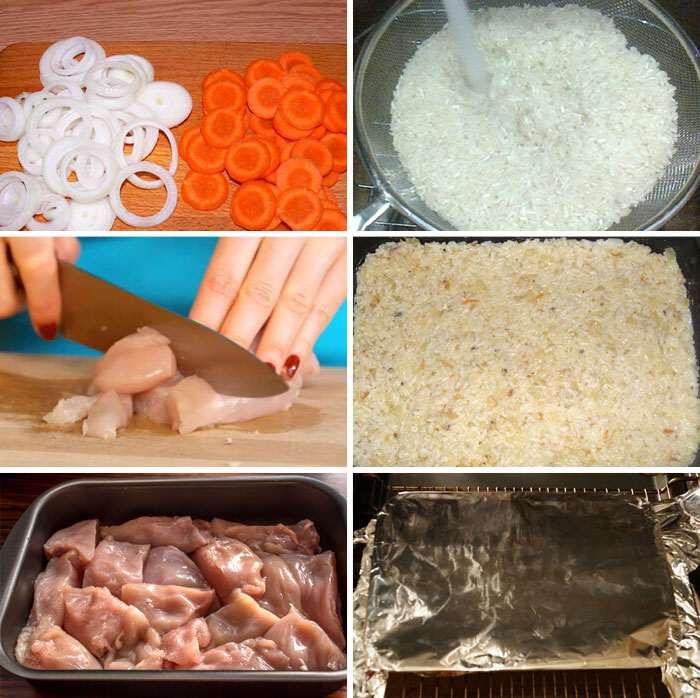 Сварить 1 кг риса