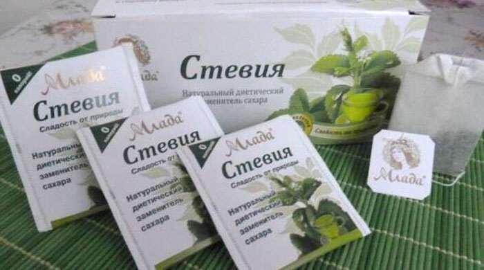Трава стевия рецепты для похудения mobirobi