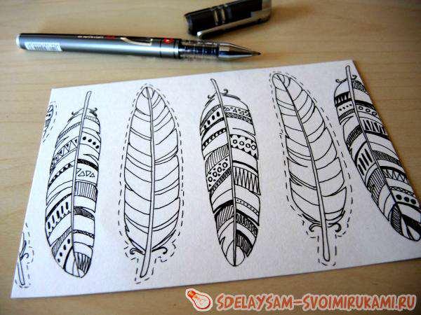 Красивые рисунки гелевыми ручками для начинающих