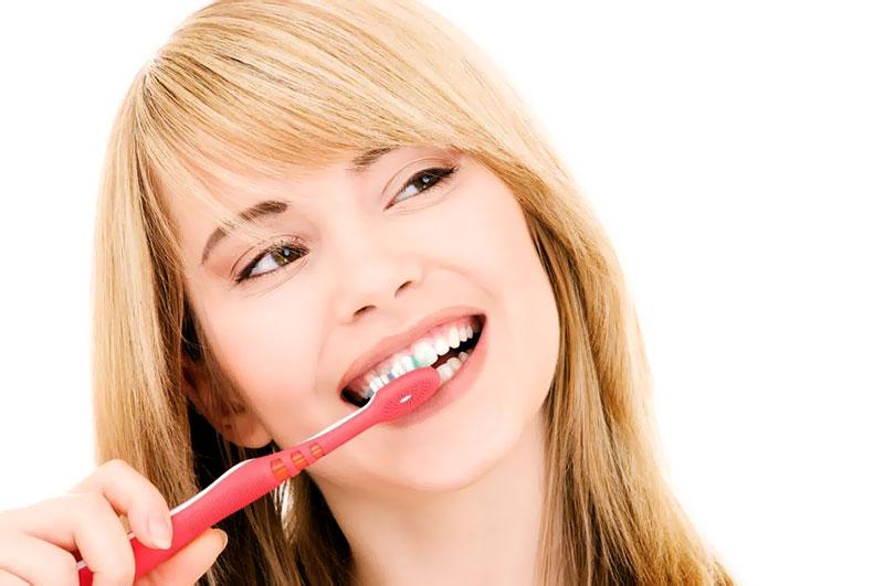 Не хочется чистить зубы