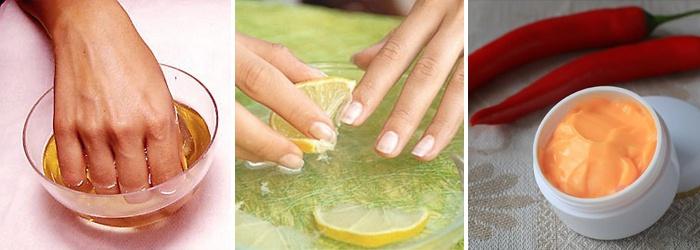 Чем ускорить рост ногтей в домашних условиях 223