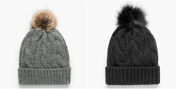 Вязанные шапки женские зима 2015-2016 схемы