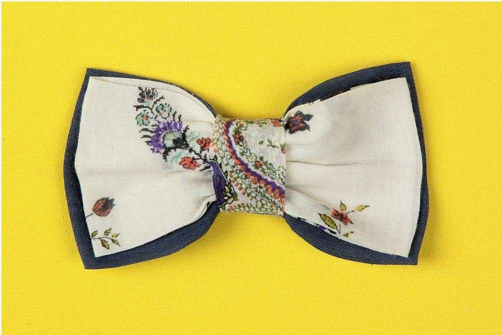 Галстук бабочка на шею своими руками