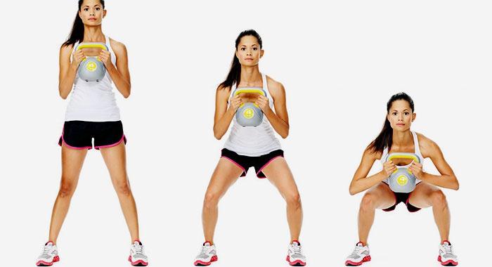 Як похудати в ногах за тиждень