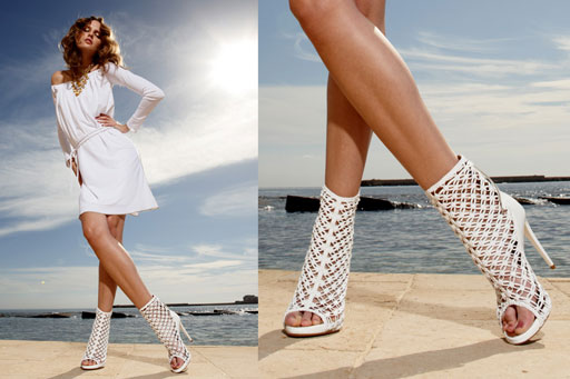 Літні чоботи на фото і в реальності  як перенести зимову взуття в літню  спеку a31a7cf899db4