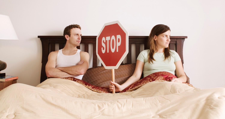 Проблемы секса в семье 1 фотография.