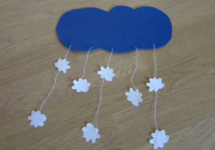 Поделки своими руками облака