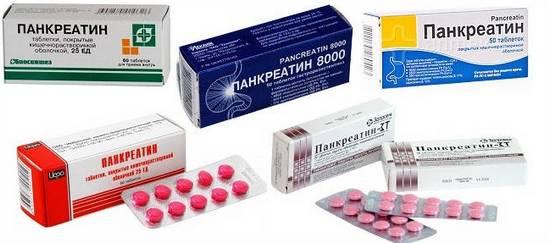 Препарат Панкреатин в интернет аптеке City-Pharm