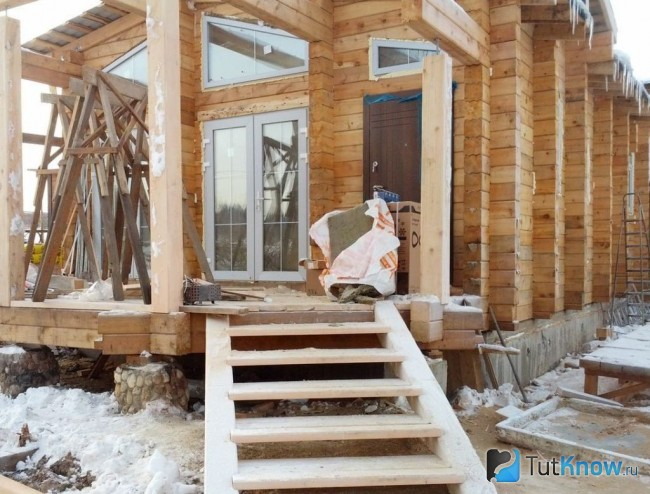 Крыльцо своими руками строить 1161