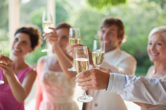 Свадьба тост за родителей от молодых на свадьбе