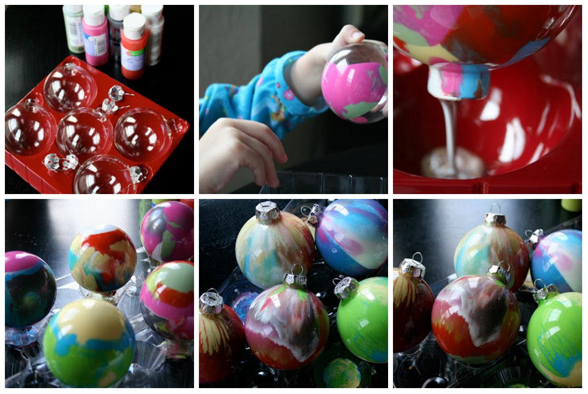 Игрушки с шариками своими руками