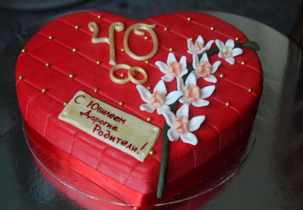 Что подарить на годовщину свадьбы 24 года родителям