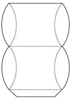 Схемы коробочек из картона своими руками схемы
