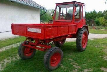 Т-16 — трактор Харківського тракторного заводу. Технічні характеристики