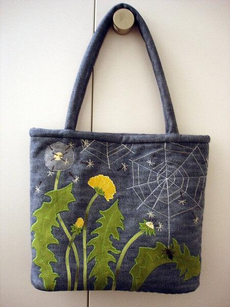 Ремонт сумок своими руками апликация из кожи