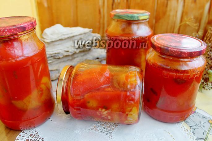 Перец фаршированный овощами на зиму рецепты
