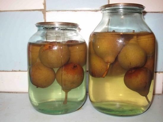 Рецепты заготовки на зиму компот