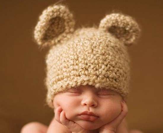 Як зв язати шапочку для новонародженого  1117622679b6b