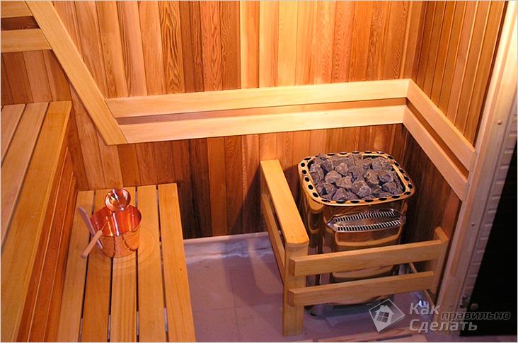 Инфракрасная сауна своими руками в домашних условиях