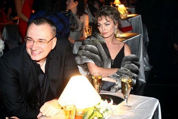 Меладзе константин и его бывшая жена
