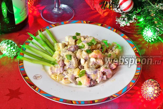 фото салат зимний