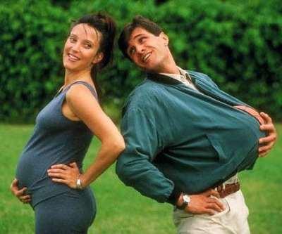 Может жена беременная изменять