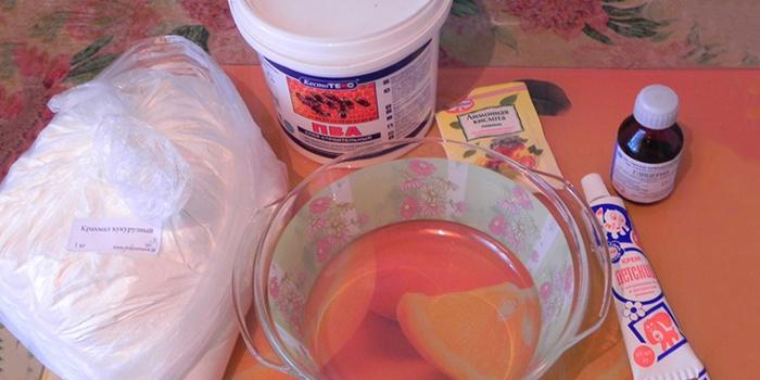 Запекаемая полимерная глина своими руками в домашних условиях