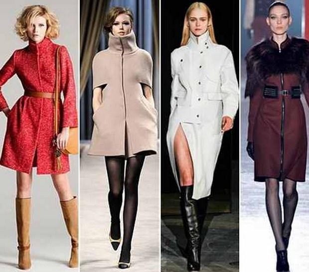 Пальто Женское Модное