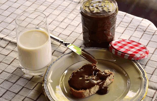 Нутелла с шоколадом в домашних условиях