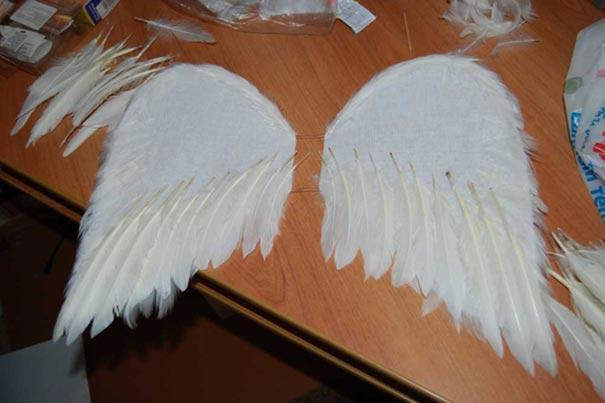 Крылья как их сделать самим