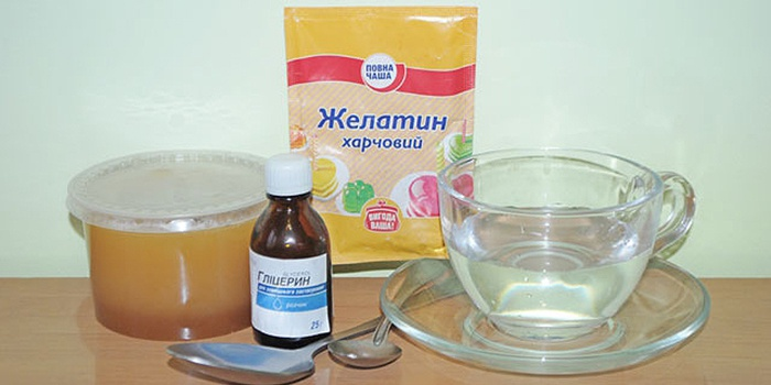 Крем для лица в домашних условиях желатином