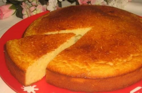 манник на кефире рецепт классический пошаговый рецепт с фото без муки