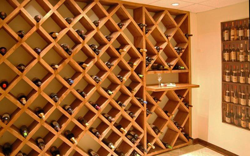 Wine cellar ( 30 photos ) - build daily.